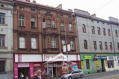 Pronájem Bytu 3+1+B, 98 m² - Plzeň - Jižní Předměstí, Ev.č.: 00061