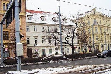 Pronájem, Byty 3+kk, 86m² - Plzeň - Vnitřní Město, Ev.č.: 00063