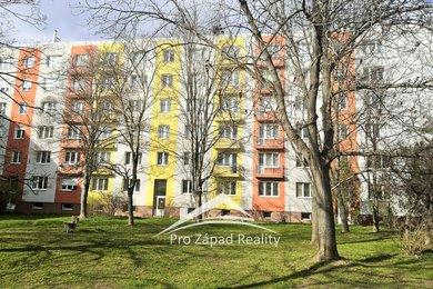 Pronájem Bytu 2+1, 53 m² - Plzeň - Východní Předměstí, Ev.č.: 00067