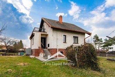 Prodej rodinného domu, 165 m² užitné plochy na pozemku 393 m² - Vstiš, Ev.č.: 00068