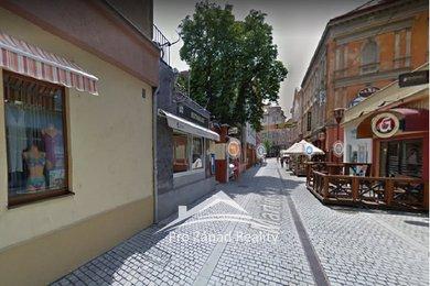 Pronájem posledního bytu 2+kk v centru Plzně, 42 m², Ev.č.: 00074
