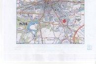 mapa umístění