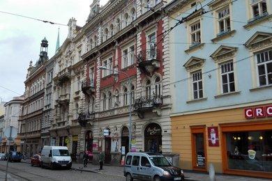 Pronájem kanceláří, 51m² - Plzeň - Vnitřní Město, Ev.č.: 00009