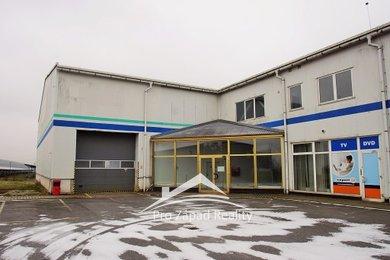 Pronájem komerčního areálu 1723 m², Meclov u Domažlic, Ev.č.: 00080