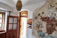 Nástěnné malby v interiérech
