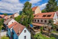Pohled z Vltavy