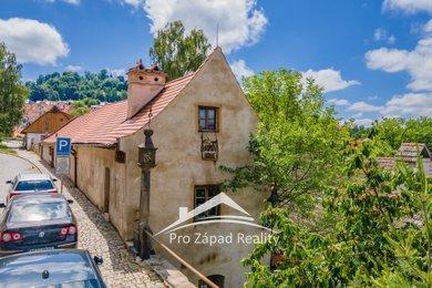 Prodej Hostelu, 380 m² a pozemků v srdci Českého Krumlova - Horní Brána, Ev.č.: 00084