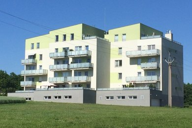 Bytový dům Rousínov, Ev.č.:00010