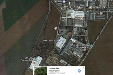 Prodej, Pozemky pro komerční výstavbu, 4038m² - Vyškov - Dědice, Ev.č.:00110
