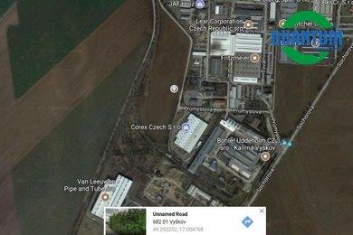 Prodej, Pozemky pro komerční výstavbu, 4038<em>m²</em> - Vyškov - Dědice, Ev.č.:00110