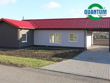 Prodej novostavby domu 3+kk v obci Sněhotice - Brodek u Prostějova