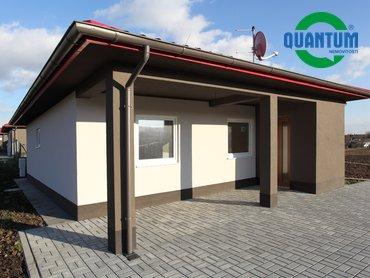 Prodej novostavby 3+kk, 65 m² v obci Sněhotice - Brodek u Prostějova