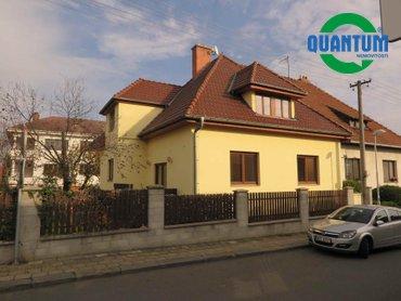 Pronájem domu 4+1, 250 m² se zahrádkou v centru města Vyškov