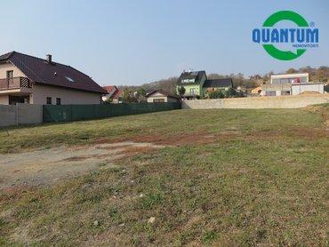 Prodej stavebního pozemku 728 m² v obci Pustiměř