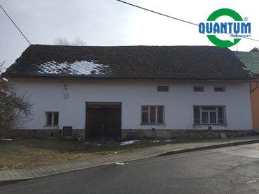 Prodej domu k rekonstrukci, 115 m² v obci Koválovice u Tištína