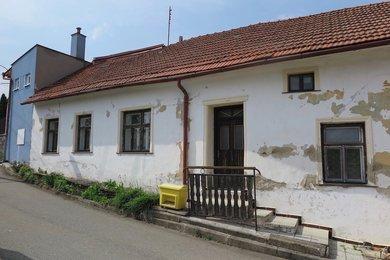 Prodej, Rodinné domy, 55m² - Moravské Málkovice, Ev.č.:00138