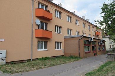 Pronájem, Byty 2+1, 59m² - Vyškov-Město, Ev.č.:00154