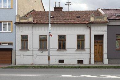 Prodej, Rodinné domy, 119m² - Vyškov-Předměstí, Ev.č.:00169
