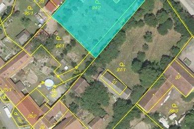 Prodej, Pozemky pro bydlení, 1514m² - Ježkovice, Ev.č.:00209