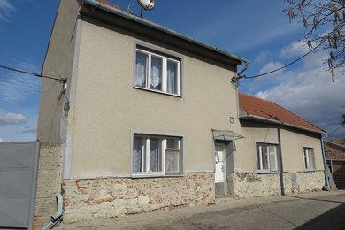 Prodej, Rodinné domy, 82m² - Velešovice, Ev.č.:00225