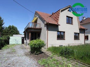 Prodej domu 3+1, 106 m² se zahradou - Ivanovice na Hané
