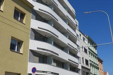 Pronájem, Byty 1+kk, 33m² - Brno - Trnitá, Ev.č.:00236