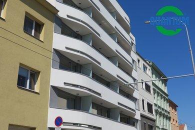 Pronájem, Byty 1+kk, 33<em>m²</em> - Brno - Trnitá, Ev.č.:00236