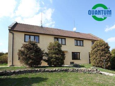 Prodej domu 6+1, 288 m² se zahradou v obci Přemyslovice