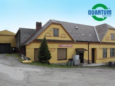 Prodej víceúčelového objektu v obci Jesenec