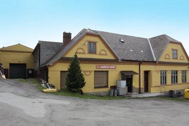 Prodej, Ostatní komerční nemovitosti, 751m² - Jesenec, Ev.č.:00244
