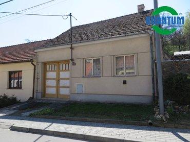 Prodej domu 1+1 s dvorkem v obci Olšany