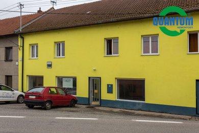 Pronájem, Obchodní prostory, 114m² - Vrchoslavice, Ev.č.:00284