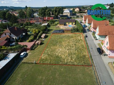 Prodej stavebního pozemku, 868 m² - Vyškov - Rychtářov