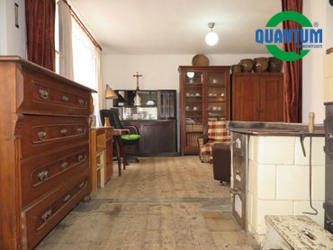 Prodej domu 2+1, 60 m² se zahrádkou v obci Moravské Málkovice