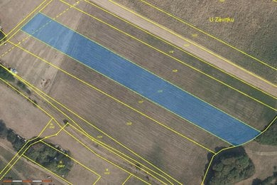 Prodej, Zemědělská půda, 6395m² - Vavřinec - Veselice, Ev.č.:00298