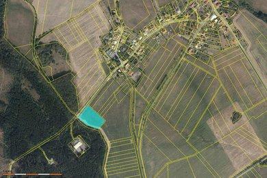 Prodej, Zemědělská půda, 5727m² - Vavřinec - Veselice, Ev.č.:00299