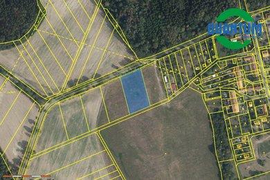 Prodej, Zemědělská půda, 3733m² - Vavřinec - Suchdol, Ev.č.:00302