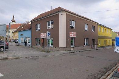 Pronájem, Obchodní prostory, 237m² - Ivanovice na Hané, Ev.č.:00313