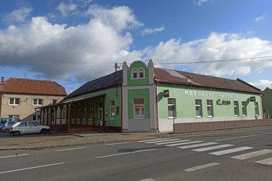 Pronájem, Restaurace, 524m² - Malínky, Ev.č.:00332