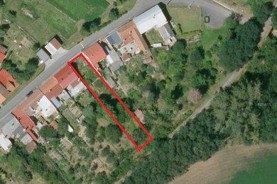 Prodej, Pozemky pro bydlení, 542m² - Tištín, Ev.č.:00349