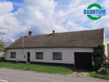 Prodej rodinného domu 5+1, 128 m² se zahradou v obci Branišovice