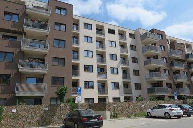 Pronájem, Byty 1+kk, 36m² - Brno - Slatina, Ev.č.:00070