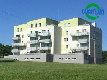 Pronájem bytu 3+kk, 86 m² s garážovým stáním v Rousínově