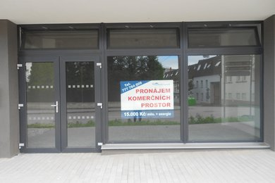 Pronájem, Obchodní prostory, 97 m² - Hustopeče, Ev.č.: B KO 3