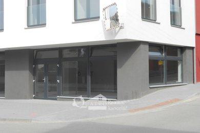 Pronájem, Obchodní prostory, 99 m² - Hustopeče, Ev.č.: BKO4