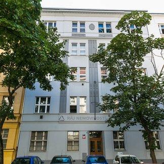 1+kk zařízený byt, 39m2, Blodkova - Praha 3 Vinohrady