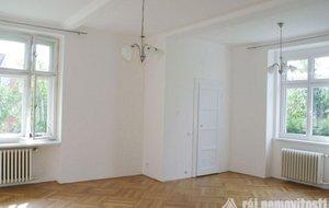 Pronájem, Byt 3+1, parkování, zahrada, 104 m², Hanspaulka, Praha 6 - Dejvice