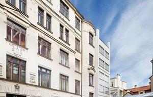 Pronájem kanceláře 1 200 m², Praha 1, Spálená 14