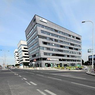 Pronájem kanceláře 303m², Praha 9, Prosek Point