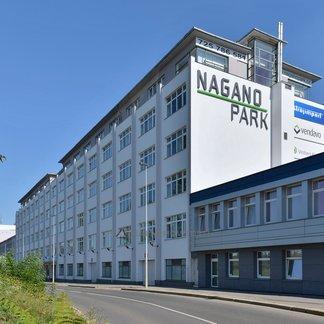Pronájem kanceláře 151m², Praha 3, Nagano I.